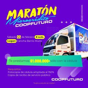 Maratón Microcrédito